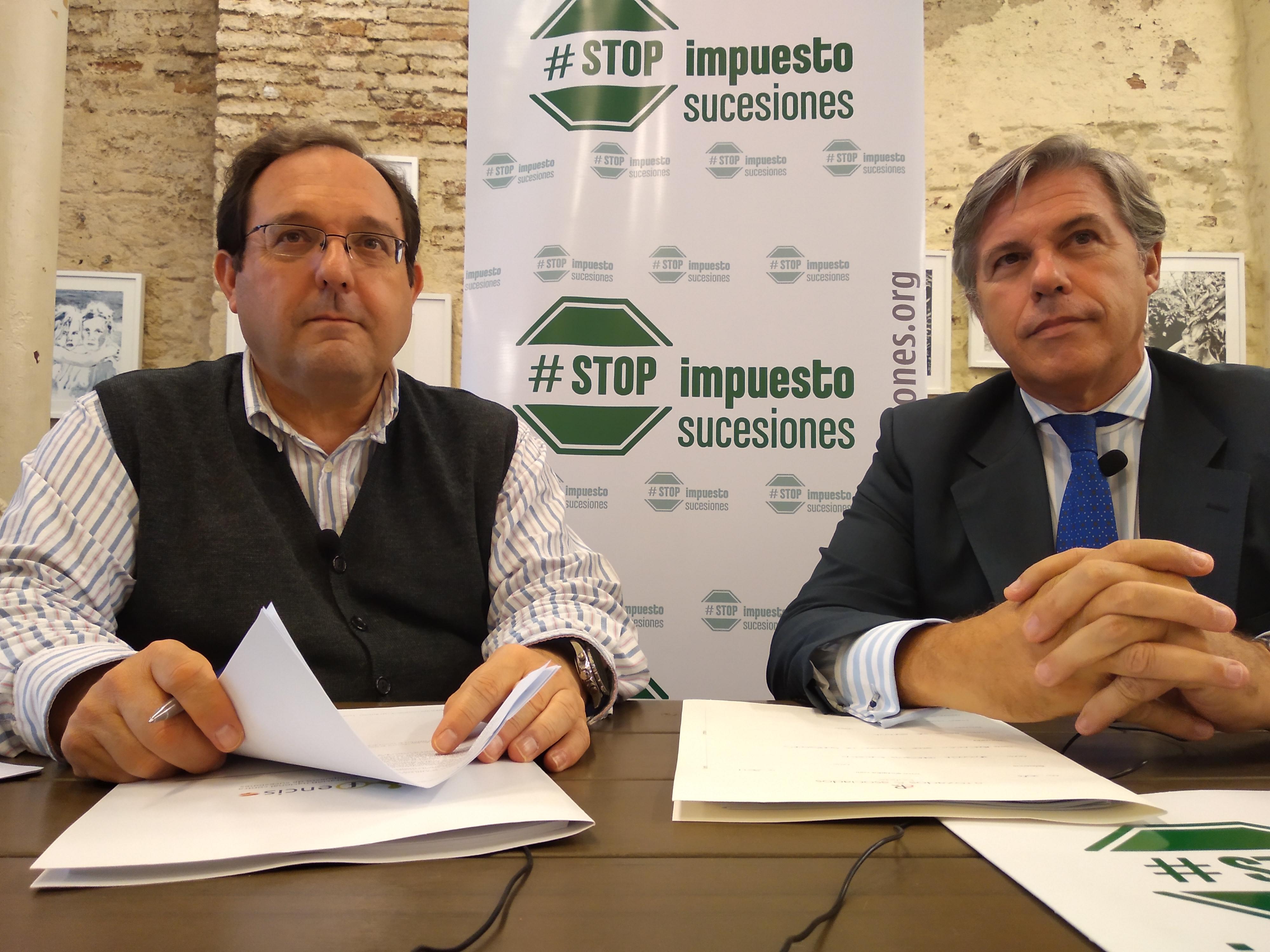 El Ilustre Abogado de Stop Impuesto de Sucesiones, D.Armando Rozados, presenta una demanda, contra el estado admitida a tramite